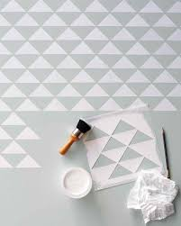 How To Paint And Stencil by 5 Fresh Ways To Paint Your Floors Martha Stewart