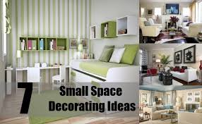 Decorating Small Spaces Ideas Captivating Small Space Decorating Ideas 1000 Ideas About