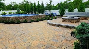 Pool Patios by Long Island Patios Contractors Masonry Designs Driveways Pavers