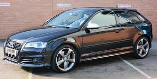 black audi audi s3 black edition 3 door s tronic now sold ms supercars