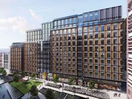 google u0027s new 11 storey office in london u0027s king u0027s cross business