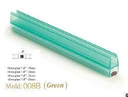 factory shower glass door enclosures 180 degree magnetic seals