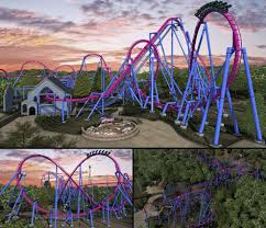 speed of roller coaster thrill seekers ride on highest ranked roller coasters in