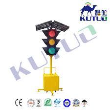Solar Traffic Light - shenzhen kutuo technology co ltd shenzhen kutuo technology co