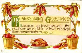 expressions of gratitude for thanksgiving american