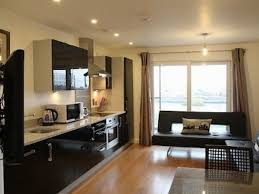 1 Bedroom Apartments Under 500 by Apartment Eclectic 1 Bedroom Apartment With Gray Tone And Pattern