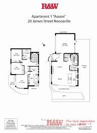Rit Floor Plans 1 20 Asoon Noosa James Street Noosaville Qld 4566 Sold