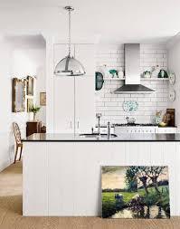 black worktop white cupboards kitchen white kitchen ideas house garden