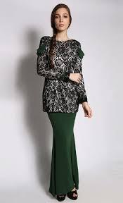 download gambar model baju kurung modern dalam ukuran asli di atas model baju kurung terbaru batik melayu kombinasi bordir polos modern