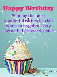 you brighten days happy birthday wishes card for birthday