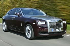 ghost bentley rolls royce ghost series ii first drive