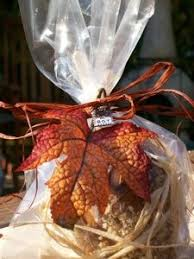 candy apple party favors fallen in fall bridal shower favors apple cider favors