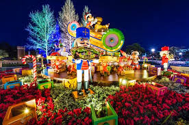 When Is Disney Decorated For Christmas Christmas At Tokyo Disneyland Disney Tourist Blog