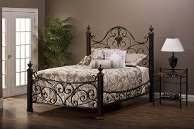bedding surprising wrought iron bed frame pine 2jpg1447069989