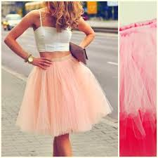 how to make tulle skirt with no sew tulle skirts a diy mint to inspire