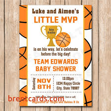 basketball baby shower basketball baby shower invitations free card design ideas