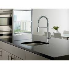 hands free kitchen faucet hiendure centerset one hole hands free