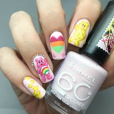 bears nail art image collections nail art designs