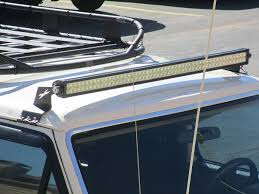 roof rack emergency light bar led light bar mounting ford bronco forum