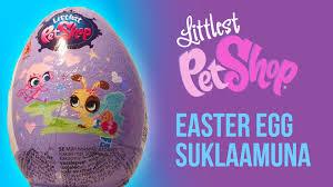 littlest pet shop easter eggs lps littlest pet shop easter egg yllätysmuna