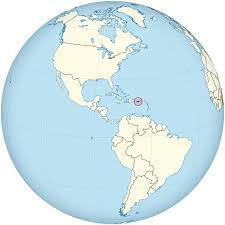Map Of Puerto Rico Location Of The Puerto Rico In The World Map
