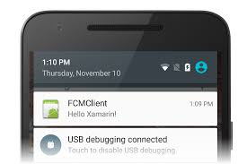 push notifications android implementing push notifications in your android apps xamarin