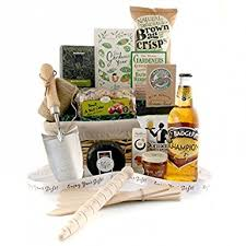 Delivery Gifts For Men Luxury Gift Basket For Men Champion Gardener Beer Hamper Gifts
