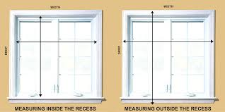 Venetian Blinds Inside Or Outside Recess Window Blinds Window Blind Installation Blinds Services Window