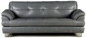 Light Gray Leather Sofa Grey Leather Effect Sofa Also Grey Leather Sofa West Elm Also