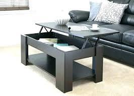 coffee table that raises up coffee table lift top hardware hajimema site
