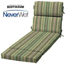 Lowes Patio Furniture Cushions - shop allen roth multi eucalyptus multi eucalyptus stripe