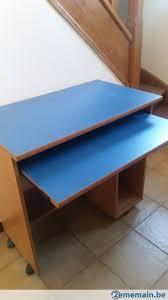 bureaux pc bureau pc avec table coulissante h 80 p 50 l 84 cm a vendre