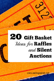 gift basket ideas for raffle 23 things 20 for glow in the gift baskets earning