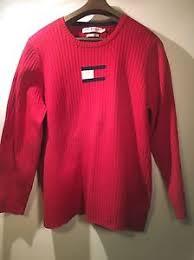 vintage hilfiger sweaters hilfiger vintage 3xl sweater flag front s 3xl ebay