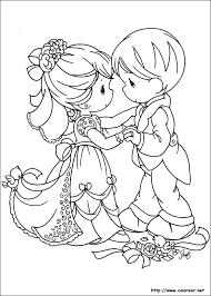 11 images precious moments princess coloring pages precious