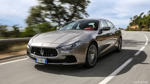 maserati luxury 2017 maserati ghibli sq4 luxury package front three quarter hd