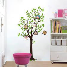 aliexpress com buy creative photo frames tree wall sticker kids