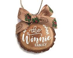 family ornament etsy
