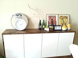 storage sideboard cabinet studio contemporary white wood storage