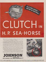 2 page 1950 johnson sea horse