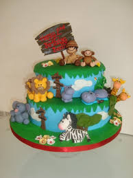birthday cake with zoo animals image inspiration of cake and