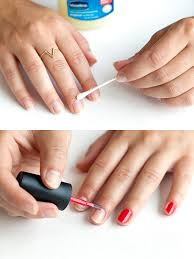 Doing Hair And Makeup At Home Beauty Hacks Tips For Doing Nails Hair And Makeup
