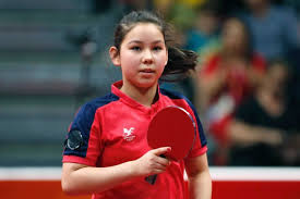 us open table tennis 2018 commonwealth games 11 year old welsh table tennis sensation anna