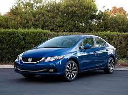 honda car comparison compact car comparison 2015 honda civic kelley blue book