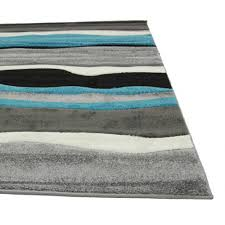 Grey Runner Rug Rugs Living Room Grey And Turquoise Rug Alarming Black Grey And