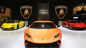 lamborghini png huracán performante and aventador s premiere in asia at auto shanghai