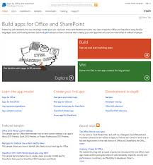 Sharepoint Developer Resumes A New And Enhanced Developer Experience For Office And Sharepoint