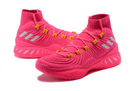 adidas crazy explosive adidas crazy explosive 2017 primeknit pink white for sale new