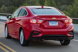 2015 vs 2016 chevrolet cruze what u0027s the difference autotrader