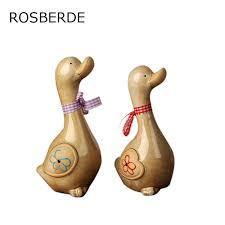 Duck Home Decor Online Get Cheap Duck Ceramics Aliexpress Com Alibaba Group